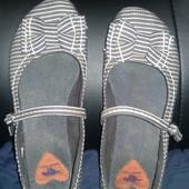 Мокасины джинсовые плотные на девочку р.37-38 Rocketdog Распродажа