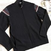 Теплая мужская кофта с шерстью XL -xxl M&S