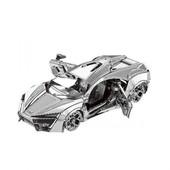3Д пазл из металла супер-кар Lykan Hypersport