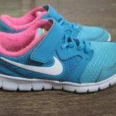 Кожаные кроссовки Nike (оригинал) р.31 стелька 20.5см