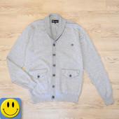 Кардиган Unsunghero р. L. Идеальное состояние. для мужчины, джемпер, кофта, пиджак