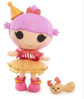 Распродажа - кукла 22 см. lalabration смешинка от  lalaloopsy фото №1