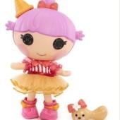 Распродажа - Кукла 22 см. Lalabration Смешинка от  Lalaloopsy