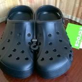 Crocs baya M11 черные