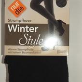 колготы winter style от nur die.