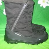 зимние ботинки 46р(30см) Quechua