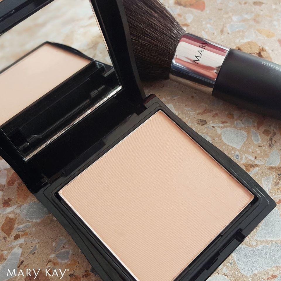 Компактная минеральная пудра mary kay, мэри кэй, мери кей фото №1