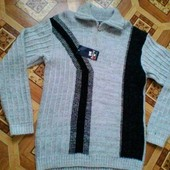 Классные, модные, теплые свитера, новые