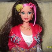 Коллекционная кукла Барби Italian.