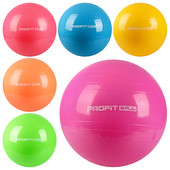Мяч для фитнеса-75см Профи MS 0383