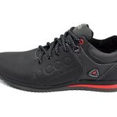 Мужские кроссовки Ecco natur motion biom 15 черный (реплика)