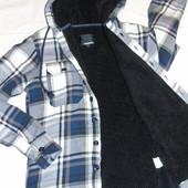 Отличная курточка на меху - S - M