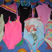 Детские спортивные купальники для плавания