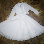 Платье 128-134р