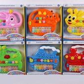 """Детская игрушка """"Пианино знаний"""" Play Smart 7252"""