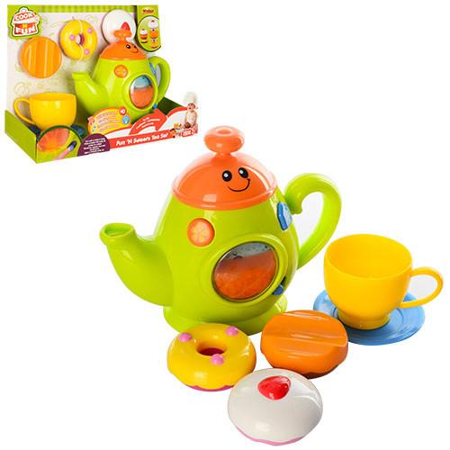 Набор игровой чайный серовиз 0754-nl фото №1