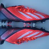 бутсы шиповки копочки Adidas F 50 р.44 (10),стелька  28 см (Индонезия)