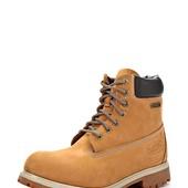 Ультрамодные высокие кожаные ботинки от Skechers!