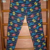Штаны флисовые,пижамные,рамер М,Disney