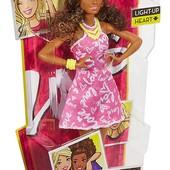 Barbie heart hands Nikki doll Кукла барби Никки светящееся сердце
