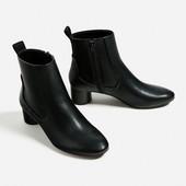 Ботинки женские Zara Испания