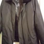 Зимняя куртка 52-54р.