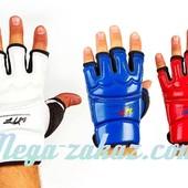 Перчатки для тхэквондо (защита кисти) 2016: 3 цвета, L/XL