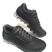 Кроссовки Джордан чёрно-серые