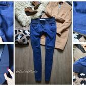 Крутые джинсы-скинни дл беременных,р-р Л
