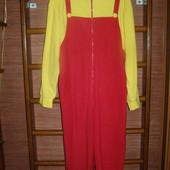 Пижама флисова, мужская, размер XL рост до 190 см, состояние новой