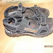 (№і456)кожаные босоножки 43 Италия