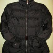 Отличная куртка евро зима Denim Co, евро размер 44.
