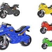Беговел Мотоцикл 501 Орион Мотобайк 9 цветов!актуальная цена!всегда в наличии!