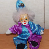 Фирменная игрушка Клоун