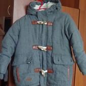Пальто для мальчика 2 3 лет