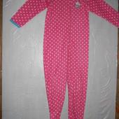 р. S-M на рост 164-170, флисовый слип пижама человечек Secret взрослый