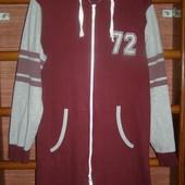 Пижама хлопковая, мужская, размер L, рост до 185 см
