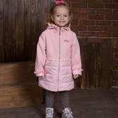 Кашемировое детское пальто