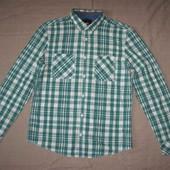 Clockhouse by C&A (S) рубашка мужская натуральная