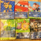 Детский комплект постельного белья С любимыми героями