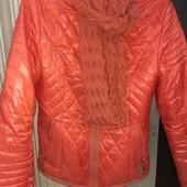Куртка из плащевки демисезонная