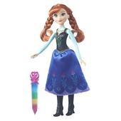 в наличии принцесса Анна. Disney Frozen сrystal glow Anna от Hasbro, сша