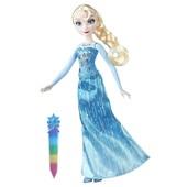 в наличии принцесса Эльза. Disney Frozen crystal glow Elsa от Hasbro, сша