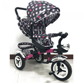 Детский трехколесный велосипед M 3200-6A-D