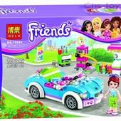 Конструктор Bela Friends автомобиль Мии 10544 Бела