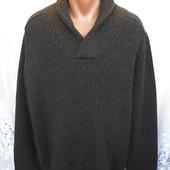 Новый теплый свитер F & f акрил шерсть 3X 58-60 C54N
