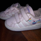 Кроссовки 23 разм. 14 см Adidas