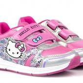 Кроссовки для девочки Hello Kitty 26 размер 17см стелька розовые новые