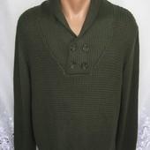 Новый стильный свитер Livergy хлопок акрил XL 54-56 C59N
