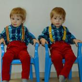 Рубашки Next можно для двойни, близнецов